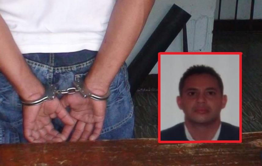 """Óscar Bedoya. alias """"Camellete"""", tendrá que pagar una sentencia de 20 años y 8 meses de cárcel. Foto de cortesía."""