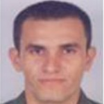 """Carlos Zapata, alias """"Camilo Carracas"""". Foto de archivo."""