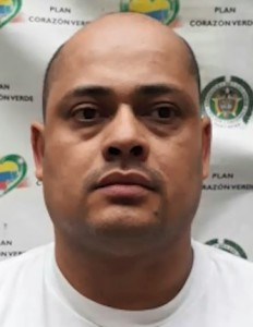 """Jaime Agudelo Echavarría, alias """"Kilin"""". Cortesía."""