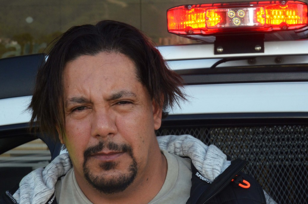 """Juan Carlos Mesa Vallejo, alias """"Tom"""" o """"Carlos Chata"""" fue capturado en una cabaña de El Peñol, Antioquia. Foto cortesía de la Policía."""