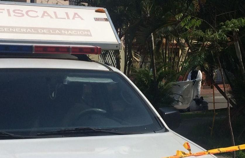 Uno de los casos más inquietantes de la última racha, es el triple homicidio del 17 de diciembre. Los cuerpos fueron envueltos en bolsas. Foto de cortesía.