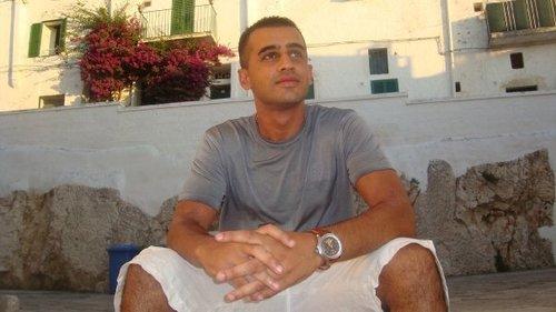 Frederick Otto Edward Garcha, turista inglés asesinado en 2011. Cortesía.