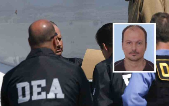 """Carlos Arredondo Ortiz, alias """"Mateo"""", se entregó a los agentes de la DEA en Panamá. Foto de archivo."""
