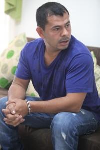"""Carlos Mario Triana Vásquez, alias """"Mario Chiquito"""". Foto de archivo."""