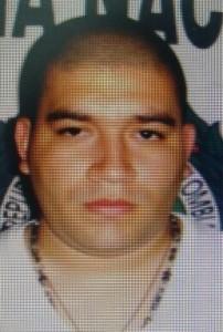 """Mauricio Zapata Orozco, alias """"Chicho"""". Cortesía de la Policía."""