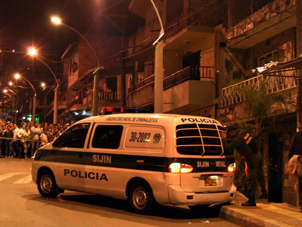 Los homicidios en la madrugada del 25 de diciembre sucedieron en los barrios López de Mesa, Nuevo Amanecer y Kennedy.  Foto de archivo.