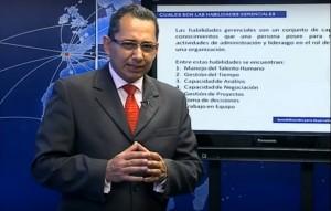 El conferencista José Holmer Torres. Cortesía.