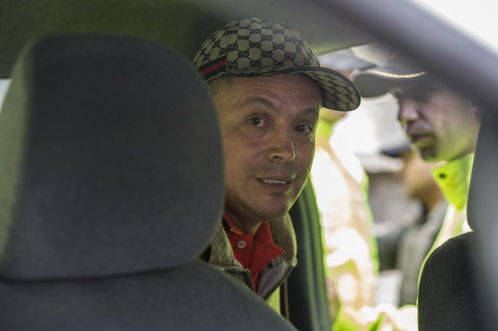 """Elkin Triana, apodado """"el Patrón"""", recibió el beneficio de detención domiciliaria en el mes de marzo. Foto: archivo El Colombiano."""