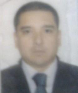 """Jhon Henry López Sotelo (""""Carro Viejo""""). Cortesía."""