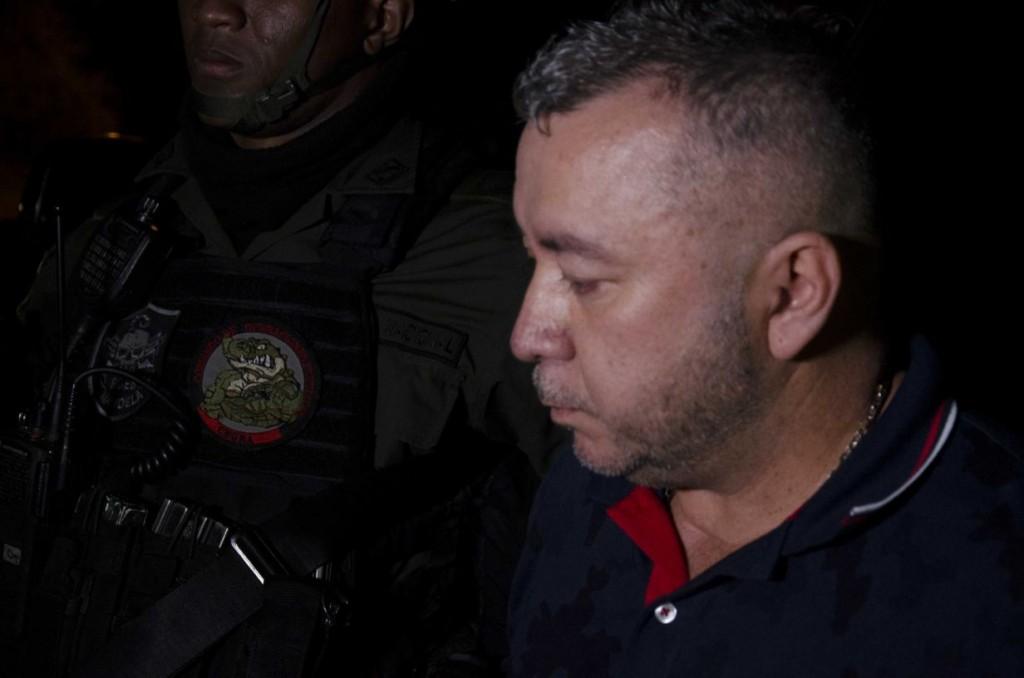 """Jorge Vallejo Alarcón (""""Vallejo"""") no aceptó el preacuerdo con la Fiscalía y decidió someterse a un juicio, el cual perdió en primera instancia. Foto cortesía de la Policía."""