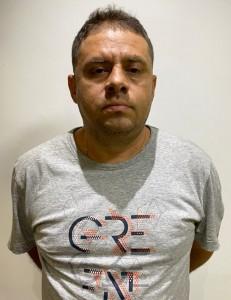 "Fredy Alexánder Henao Arias, alias ""Naranjo"". Cortesía."