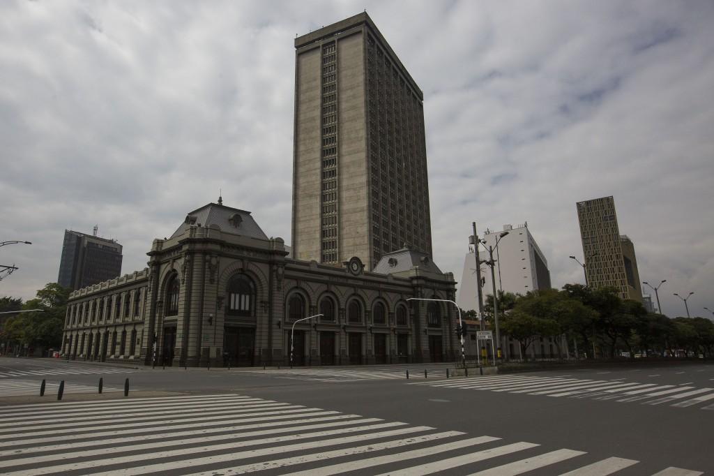 La Dirección de Fiscalías contra la Criminalidad Organizada tiene sus despachos en el Palacio de Justicia de Medellín. Foto de Archivo.