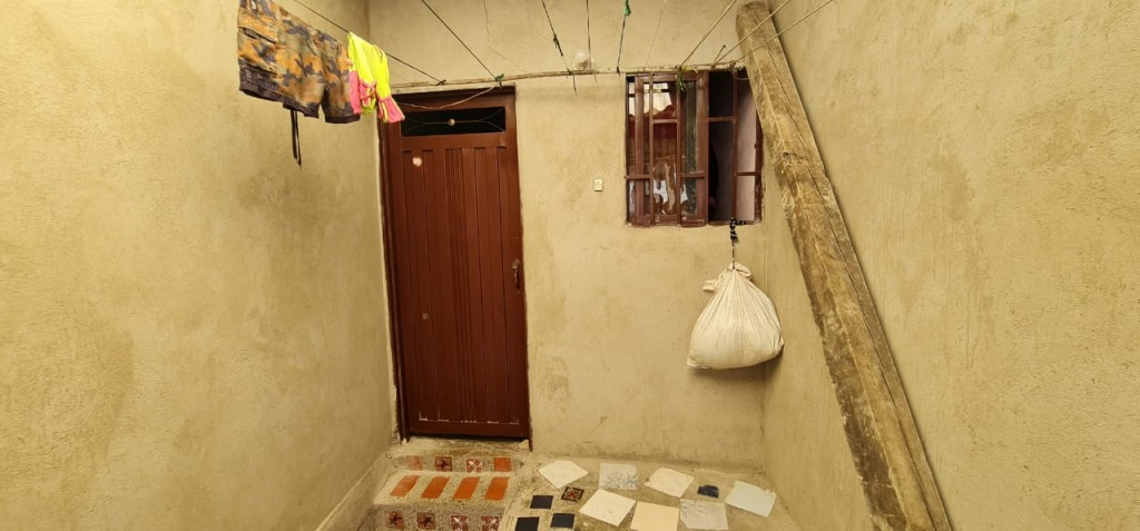 En este apartamento del barrio Loreto, en el oriente de Medellín, ocurrió el doble homicidio de los venezolanos. Foto de Santiago Olivares Tobón.
