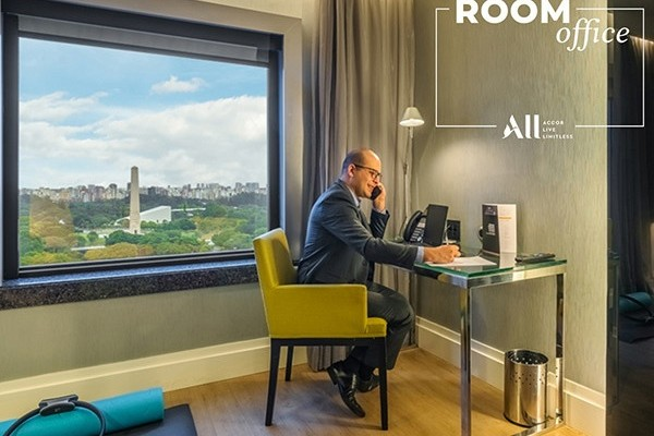 Room office Accor 1