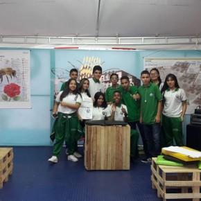 Colegios que visitaron la carpa de Prensa Escuela de El Colombiano
